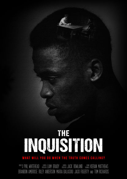 The Inquisition Poster