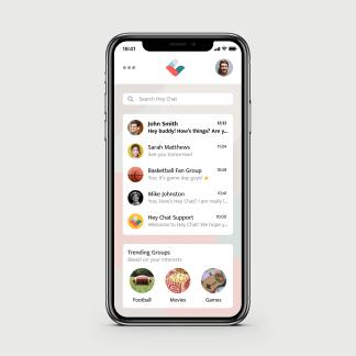 Dashboard Screen Mockup